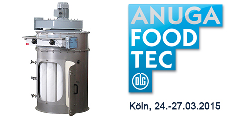 New range for the food industry: WAM GmbH presents new cylindrical WAMFLO