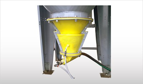 Pneumatic Conveying System for Automatic Recovery of Dust from Fume Filters