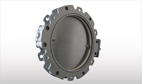 Fit-Frame Butterfly Valves