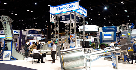 ENVIRO-CARE takes WEFTEC 2019 in Chicago, Illinois, USA