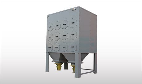 Fume and Dust Filter - TECU