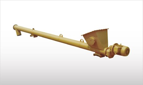 Volumetric Cement Screw Feeders - ESV