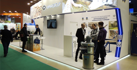 WAM Moscow at MVC - the Cereals, Mixed Feed and Veterinary Trade Fair