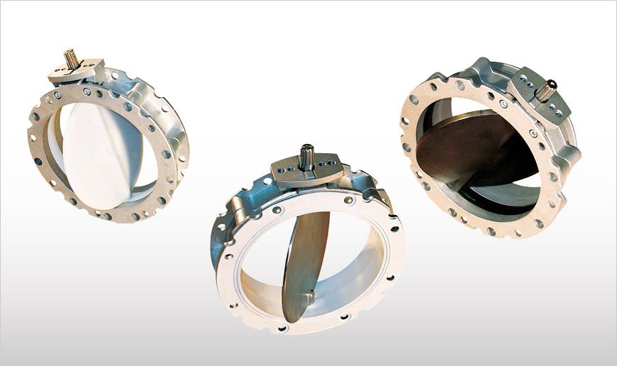 Butterfly Valves VFS - discharge valve,butterfly valve