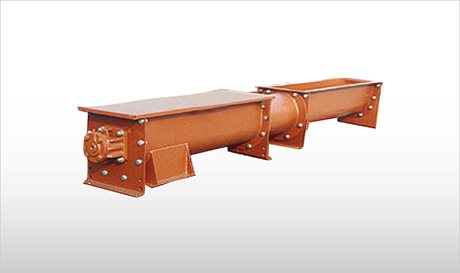 Tapered Single Shaft Screw Feeders - UC