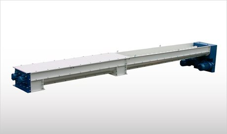 Tapered Twin Shaft Screw Feeders - BU