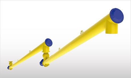 Filler Dust Screw Feeders & Conveyors - THF-TCF