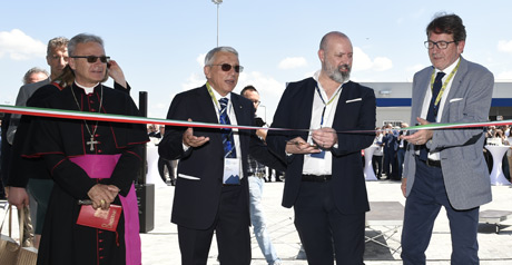Grand Opening of WAMGROUP Technology Centre in Ponte Motta