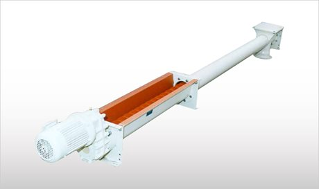 Single Shaft Screw Feeders - SU
