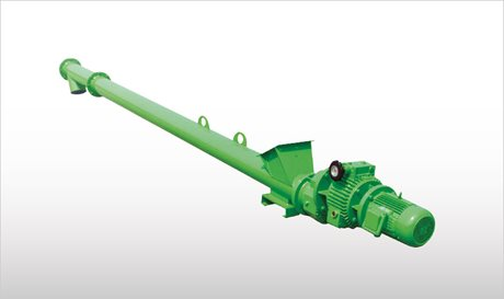 Tubular Ribbon Flight Screw Feeders - PR