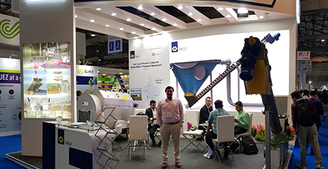 WAM India exhibiting at IFAT India